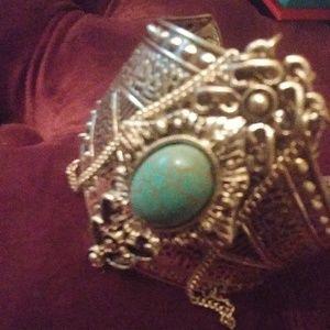 Jewelry - Bangle Silver Bracelet Cuff